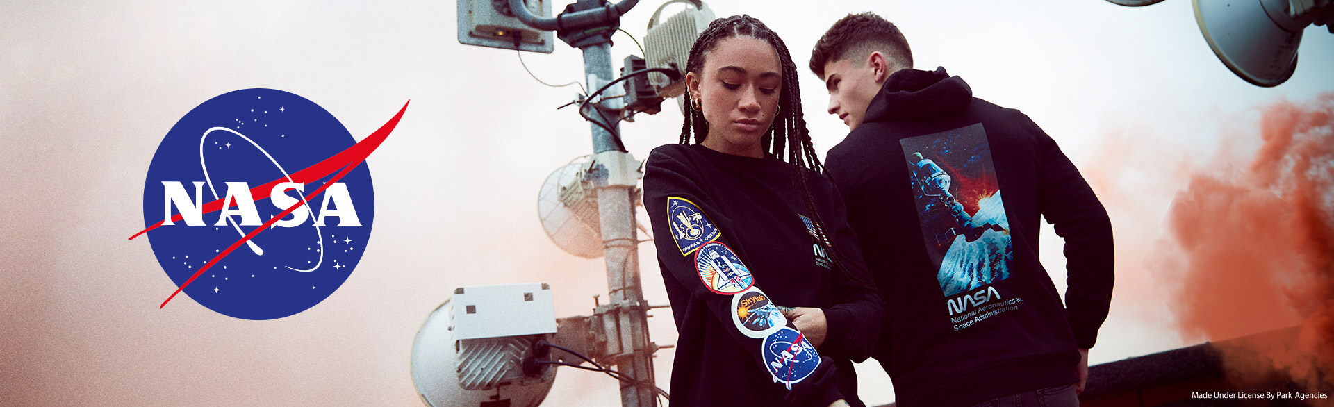 NASA CLOTHING