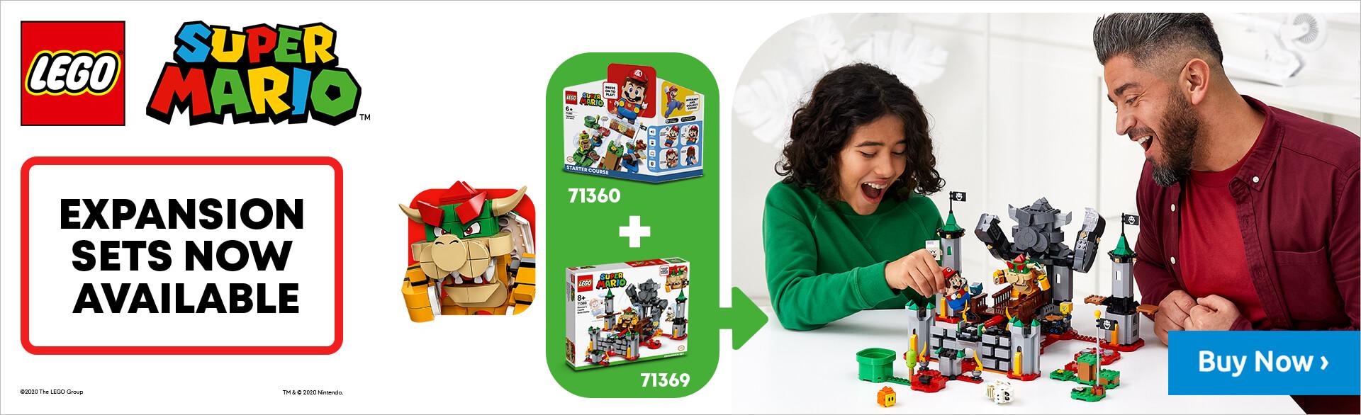 LEGO: SUPER MARIO