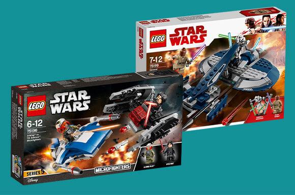 STAR WARS LEGO<BR><BR>