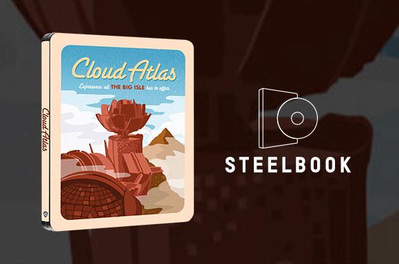 Cloud Atlas <br>#5 Steelbook