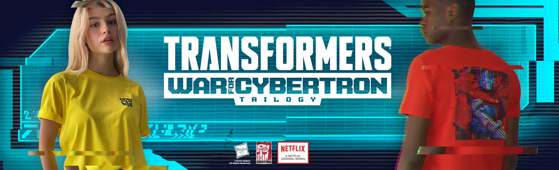 Transformers War For Cybertron Trilogy