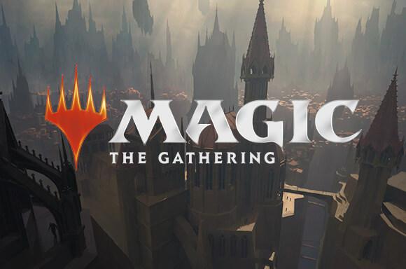 magic the gathering franchise image