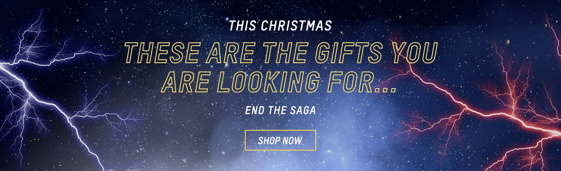 This Christmas: These are the gifts you're looking for