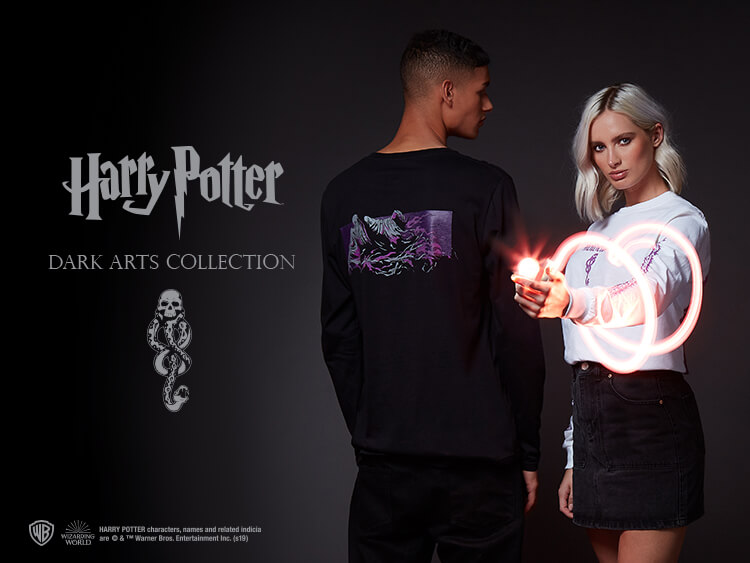Harry Potter Dark Arts Collection