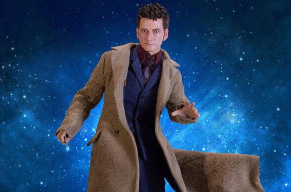Doctor Who Collectors Edition Scale Figures