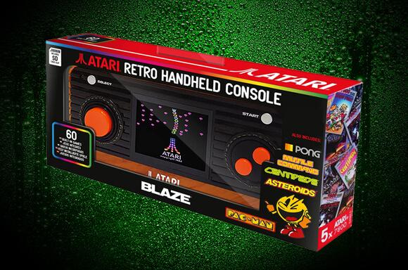 Pacman Atari Console