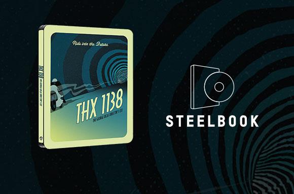 #2 Sci Fi Destination THX-1138
