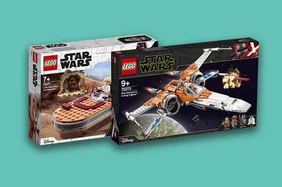 STAR WARS LEGO PRICE DROPS