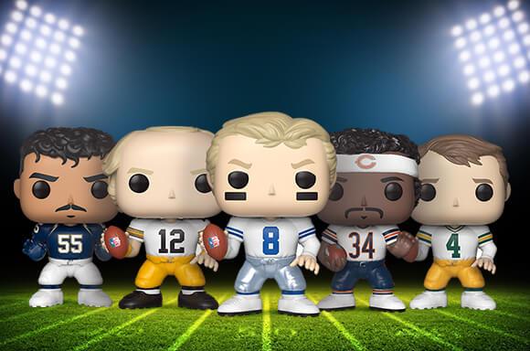 NFL LEGENDS POP! VINYL