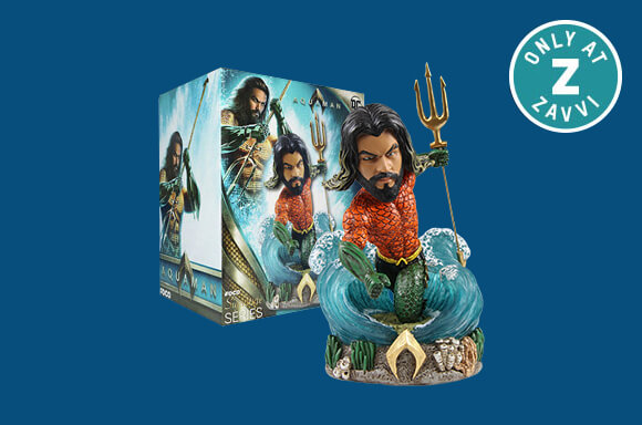 FOCO AQUAMAN LIMITED EDITION BOBBLE