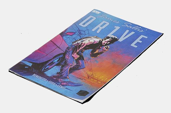 Drive Comic