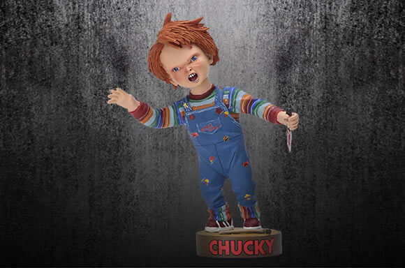 CHUCKY HEAD-KNOCKER