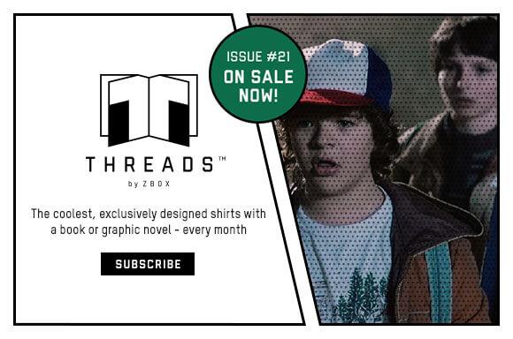 THREADS Issue 21