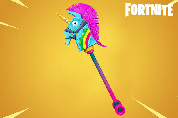 RAINBOW SMASH PICKAXE REPLICA