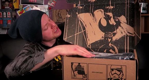 JaWarlock ZBOX unboxing