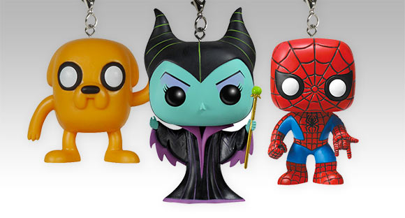 POP! VINYL KEY CHAINS