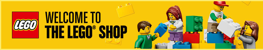 Back to the LEGO® shop