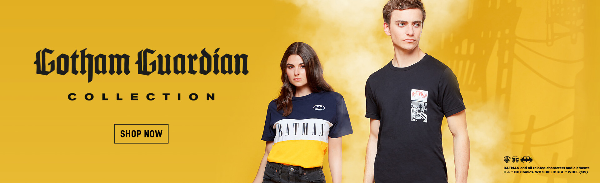 Gotham Guardian Collection
