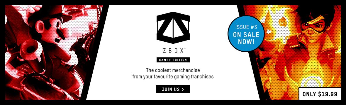 Gamer ZBOX
