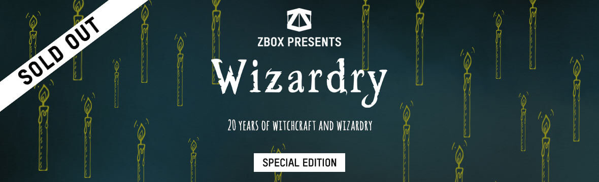 ZBOX presents: Harry Potter: 20 years of witchcraft and wizardry