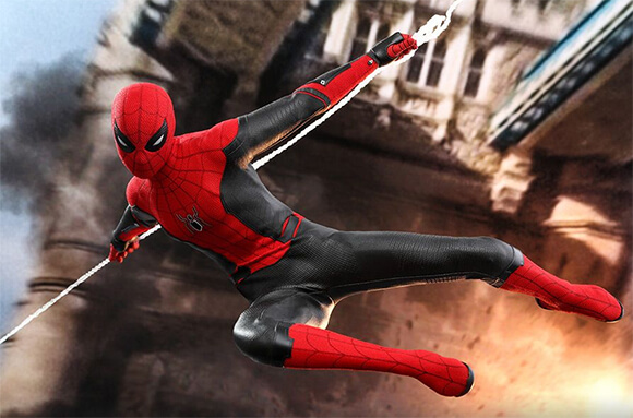 SPIDER-MAN FAR FROM HOME FIGURES