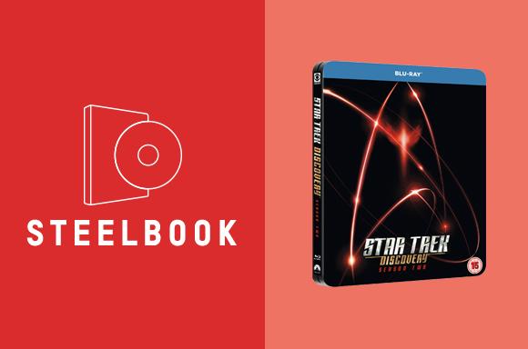 STAR TREK DISCOVERY <BR> SEASON 2 STEELBOOK