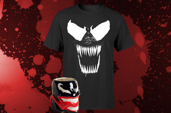 VENOM FAN BUNDLE!