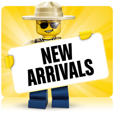 LEGO - New arrivals
