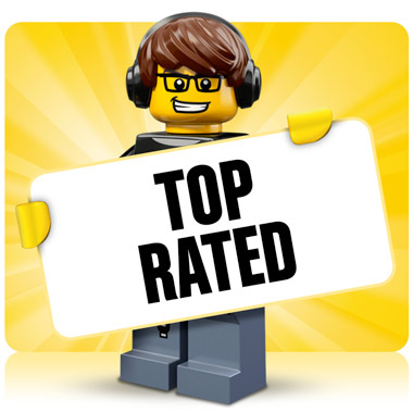 LEGO - Top rated