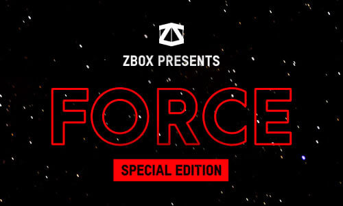 FORCE SPECIAL EDITION MYSTERY ZBOX