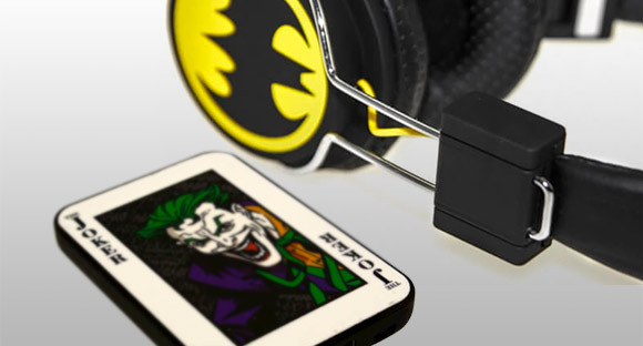 DC COMICS TECHNOLOGY