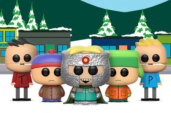South Park Pop! Vinyl