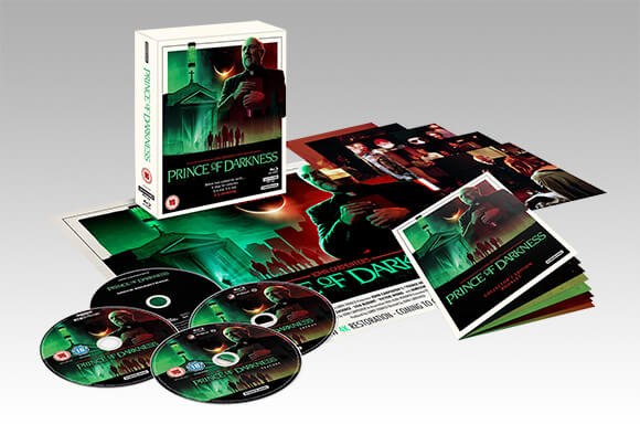 Prince of Darkness 4K Collectors Edition