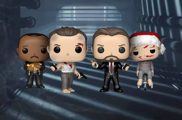 DIE HARD POP! VINYL