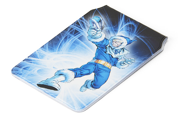 Captain Cold Card Holder