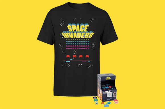T-SHIRT & PIN BADGE ONLY $20.49!
