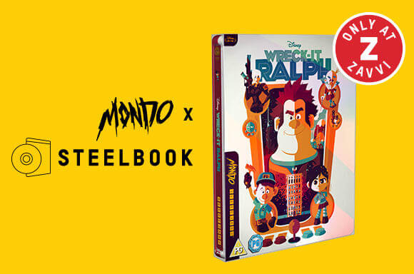 MONDO LIMITED EDITION STEELBOOK