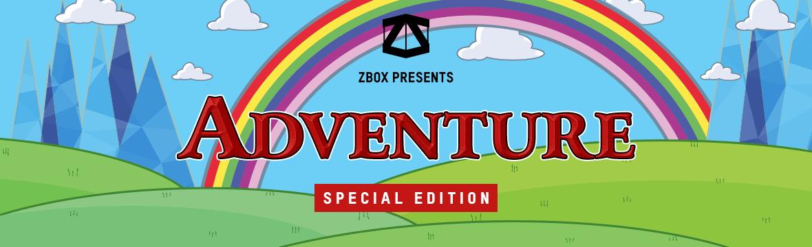ADVENTURE SPECIAL BOX 2017