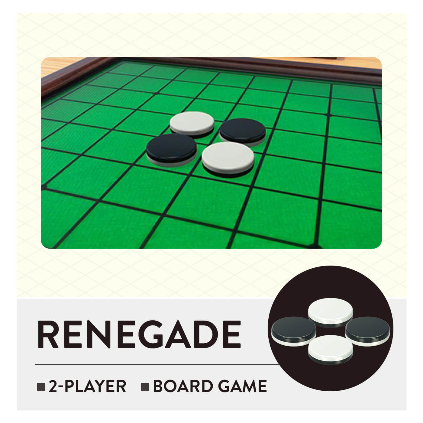 51 Worldwide Games - Renegade