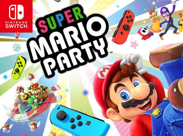 <b>Super Mario Party</b>