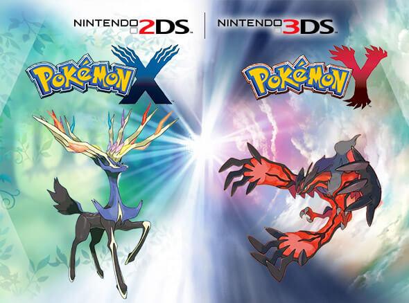 <b>Pokémon X and Pokémon Y</b>