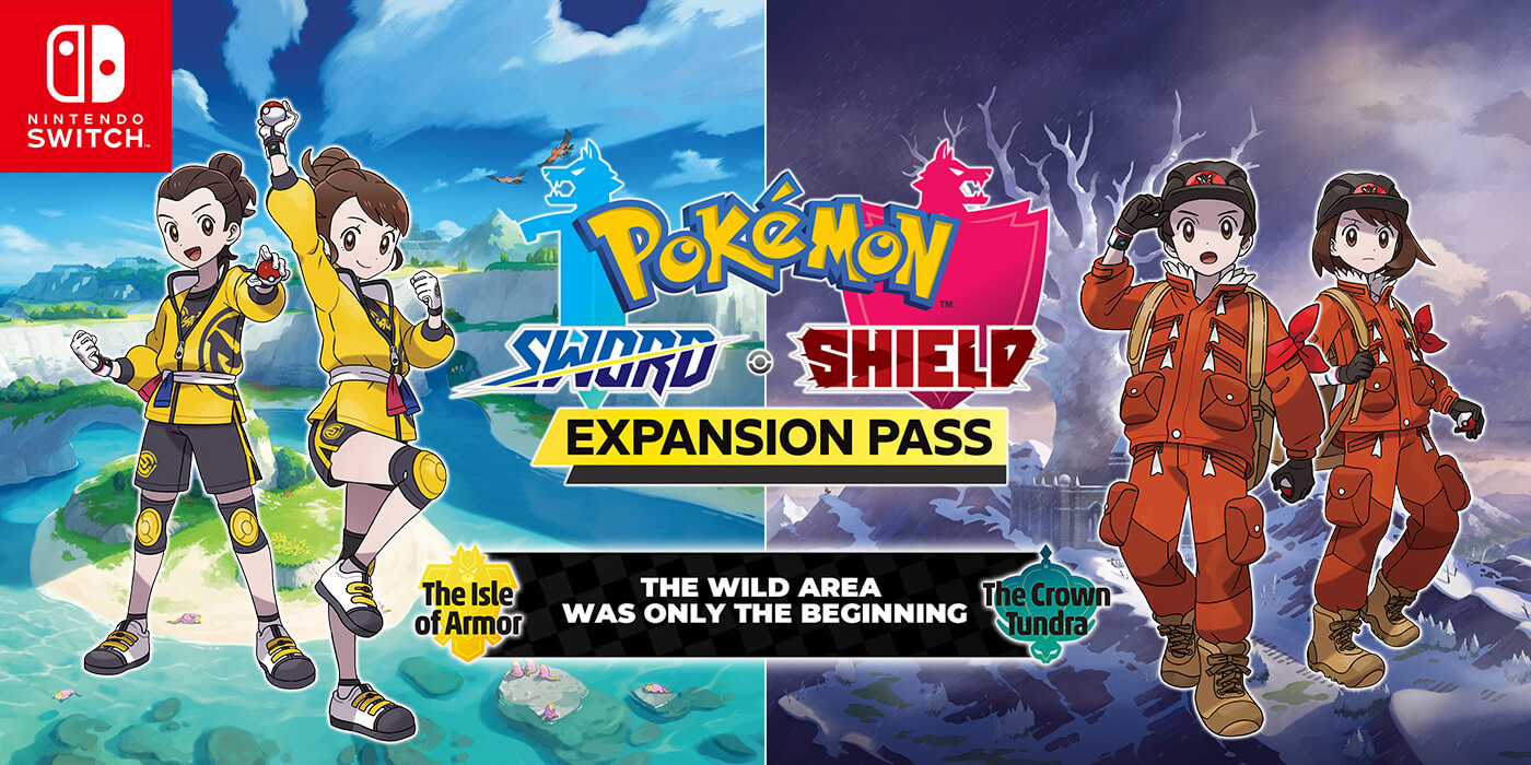 Pokémon Sword and Shield Expansion Pass
