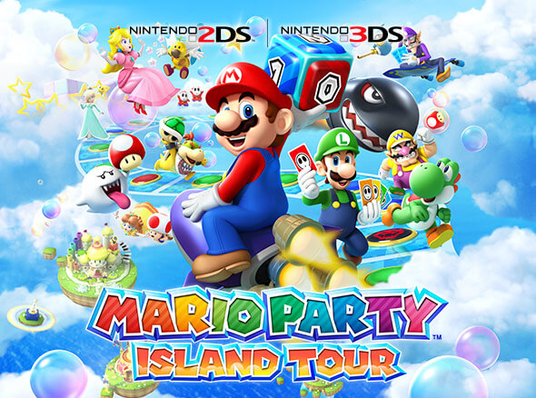 <b>Mario Party: Island Tour</b>