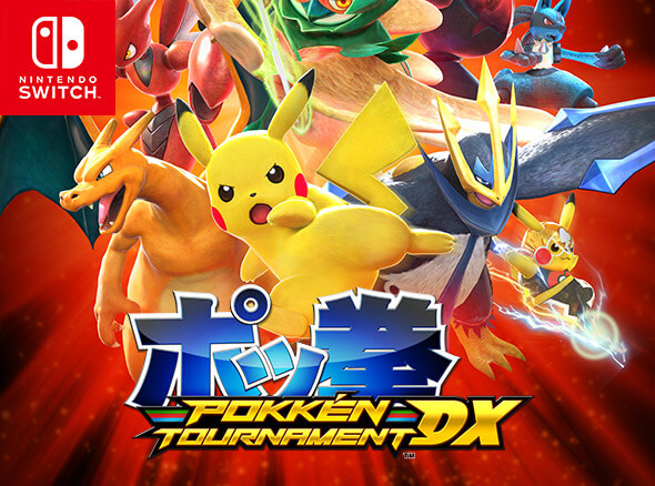 <b>Pokkén Tournament DX</b>