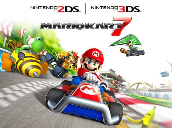 <b>Mario Kart 7</b>