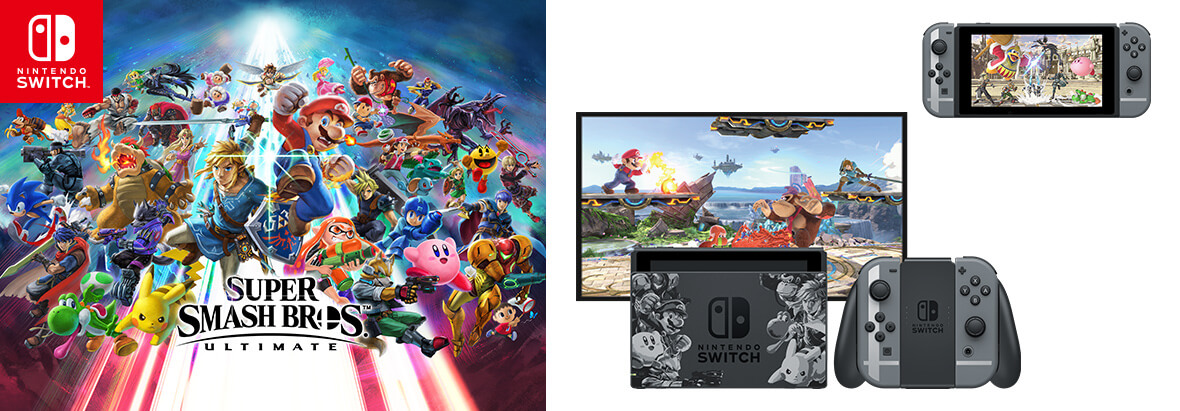 Super Smash Bros. Ultimate on Nintendo Switch