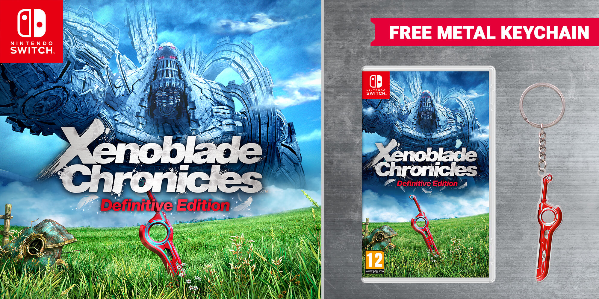 Pre-order Xenoblade Chronicles: Definitive Edition
