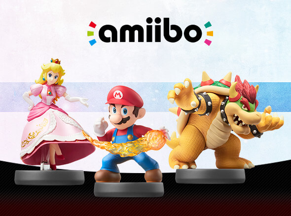 <b>Super Smash Bros. Collection amiibo</b>