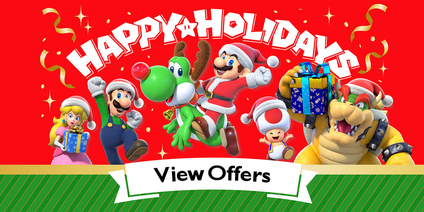 Happy Holidays offers 2019