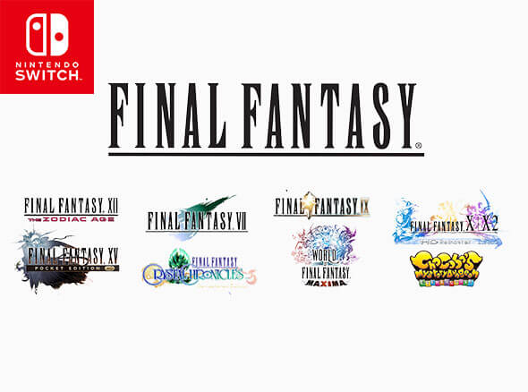 <b>Final Fantasy</b><br><br>